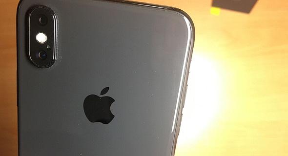 אייפון X הצצה ראשונה אפל סמארטפון, צילום: דן פרידמן
