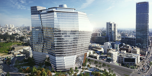 "WeWork Leases Offices at a Ron Arad ""Iceberg"" Tel Aviv Building"