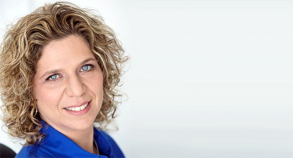 Merav Weinryb, Qualcomm Ventures managing director, oversees Israeli investments. Photo: PR