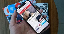 אייפון X, צילום: רפי קאהאן