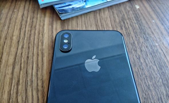 המצלמה הראשית של האייפון X