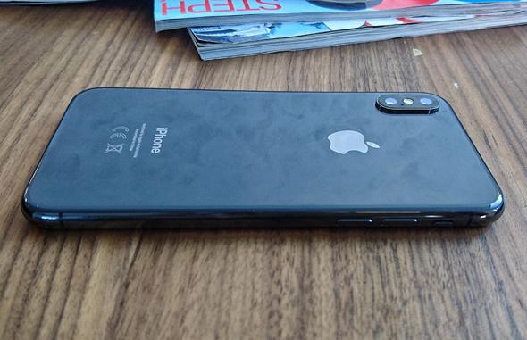 אייפון X סמארטפון אפל זיהוי פנים אייפונים 3, צילום: רפי קאהאן