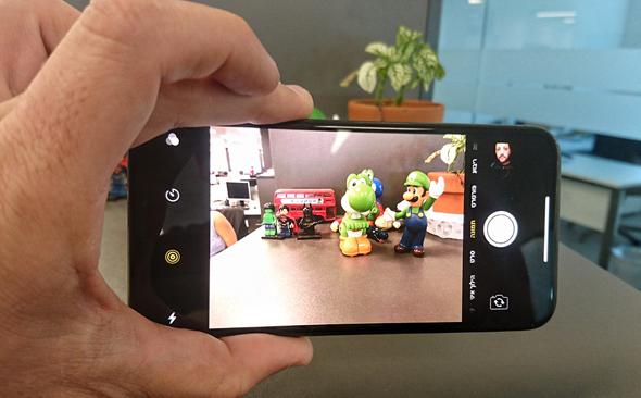 אייפון X סמארטפון אפל זיהוי פנים אייפונים 11, צילום: רפי קאהאן