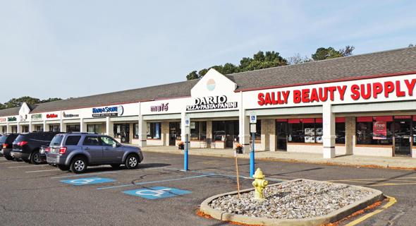 מרכז קניות בניו ג'רזי