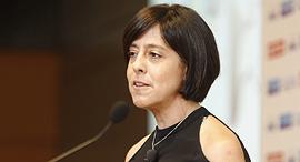 תמר יסעור בנק לאומי Fintech כנס פינטק, צילום: עמית שעל