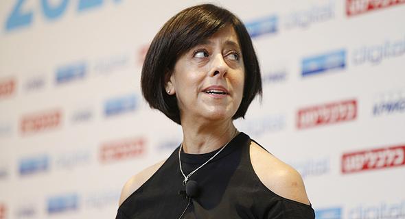 Tamar Yassur, head of digital banking at Bank Leumi