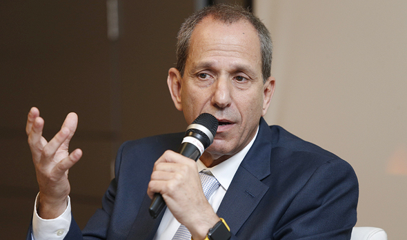 Chairman of Israel's Securities Authority Shmuel Hauser. Photo: Amit Sha'al