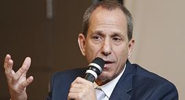 שמואל האוזר ראש ה רשות ל ניירות ערך כנס פינטק Fintech, צילום: עמית שעל