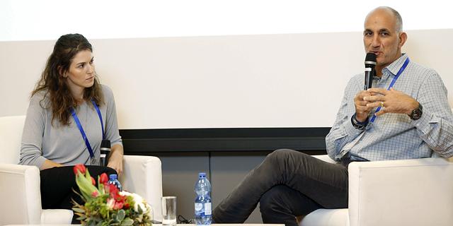 מימין: רוני זהבי וליאור סימון, צילום: עמית שעל