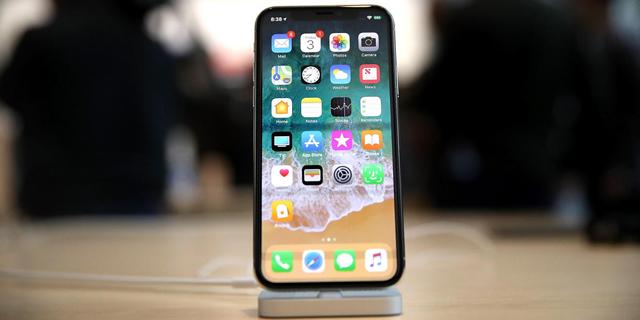 אייפון X, צילום: איי אף פי