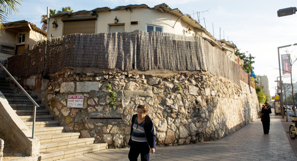 חג'ג' שכחה לעדכן את קבוצת הרכישה בסומייל על הוספת שטחי ציבור במתחם