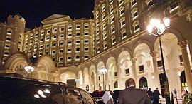 מלון ריץ' קרלטון ריאד סעודיה, צילום: גטי אימג'ס