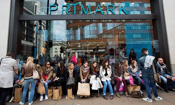 סניף של פרימרק בלונדון, צילום: בלומברג