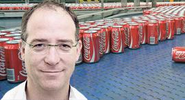 """קוקה קולה יואב נחשון, צילום: בלומברג, יח""""צ"""