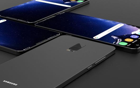 גלקסי S9 (אילוסטרציה), צילום: DBS