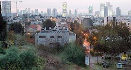 גבעת קוזלובסקי ב גבעתיים ש נרכשה על ידי עיריית תל אביב, צילום: יובל חן