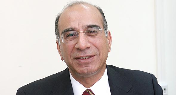 """סמי קצב, יו""""ר מספנות ישראל"""