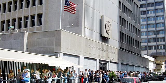 """המועצה הארצית לתכנון ובנייה תקיים דיון מיוחד לזירוז מעבר שגרירות ארה""""ב לירושלים"""