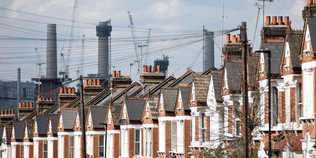 בתי מגורים בלונדון