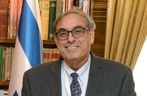 מנהל בתי המשפט מיכאל שפיצר