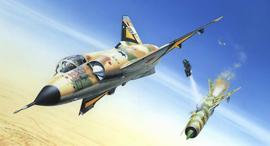 איור של מטוס מיראז' , צילום: kitreview