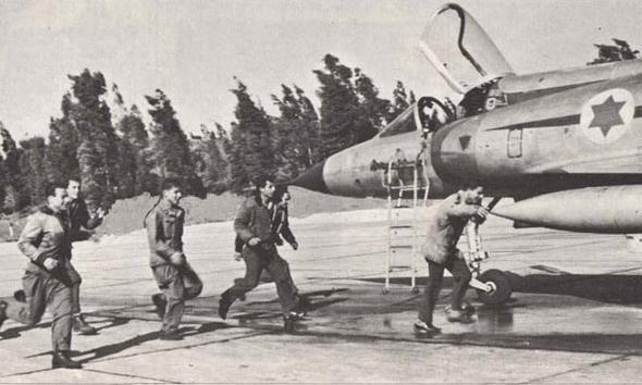 המיראז' 3 בשירות חיל האוויר הישראלי