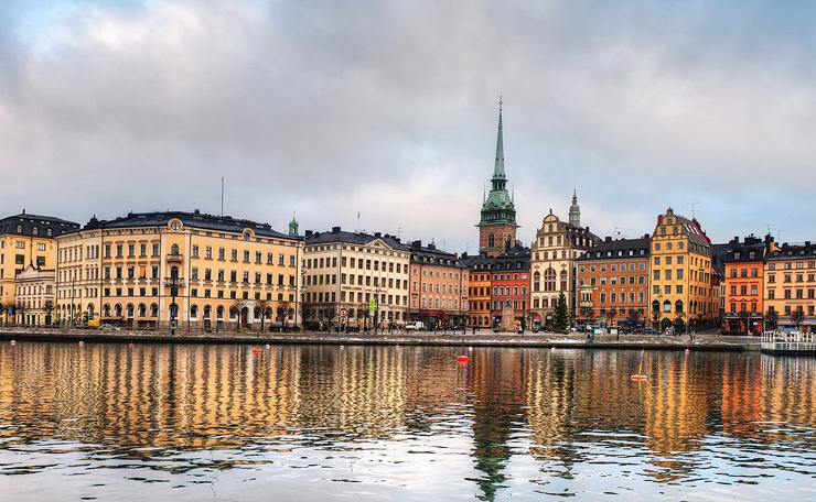 מקום 2. שטוקהולם, שבדיה, צילום: גטי אימג