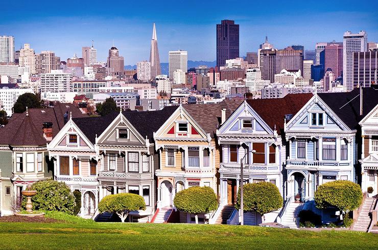 מקום 4. סן פרנסיסקו, צילום: גטי אימג