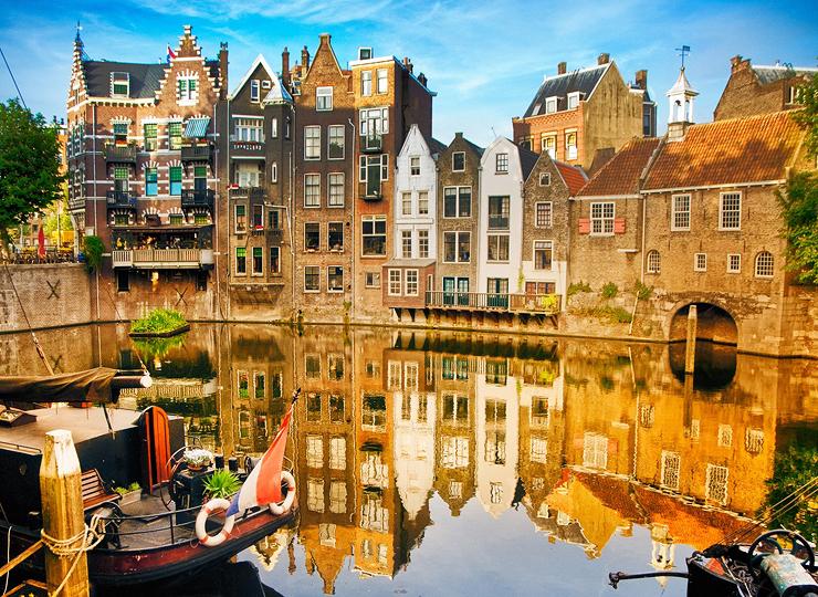מקום 5. רוטרדם, הולנד, צילום: גטי אימג