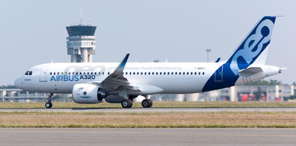 מטוס של איירבוס, צילום: ויקימדיה