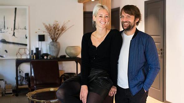משמאל: נדין לוי רדזפי ורנה רדזפי