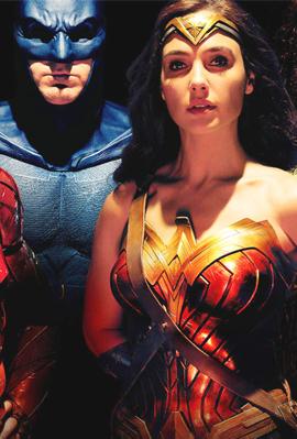 ליגת הצדק, צילום: Warner Bros.