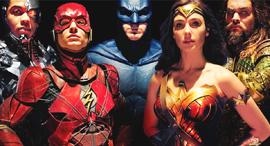 פנאי סרט ליגת הצדק, צילום: Warner Bros.