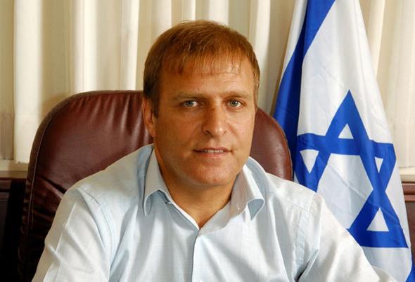 שמעון סוסן ראש המועצה חבל מודיעין