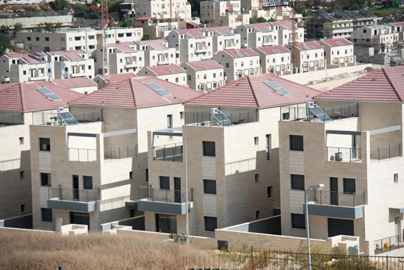 דירות בבית שמש, צילום: חורחה נובומינסקי