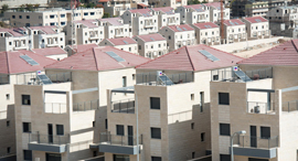 דירות ריקות ברמת בית שמש, צילום: חורחה נובומינסקי