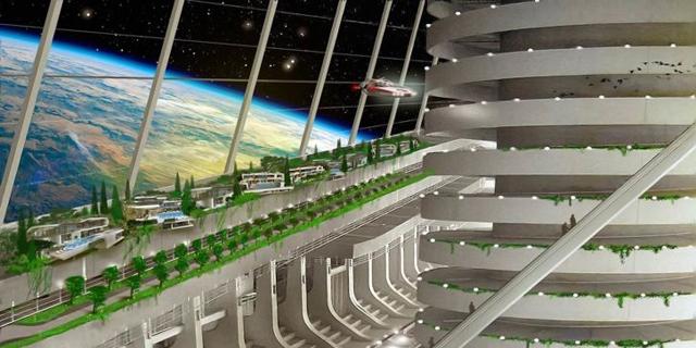 הונחה אבן הפינה לאסגרדיה, המדינה הראשונה בחלל
