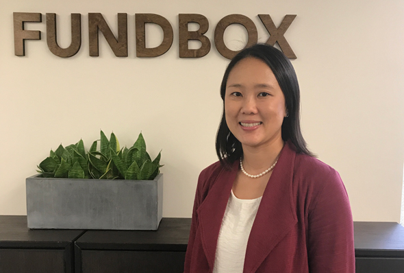 Fundbox VP of Finance Rose Zhong