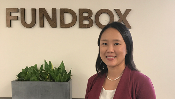 Fundbox VP of Finance Rose Zhong. Photo: PR
