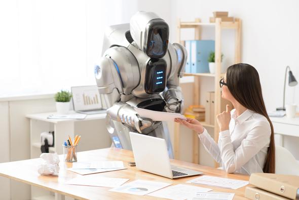 הרובוט יכול דווקא לשפר את השכר של העובדים
