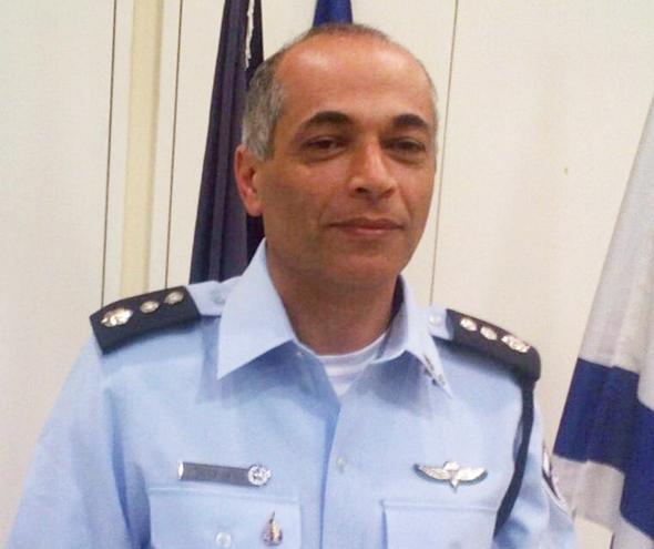 """ראש יאח""""ה תת-ניצב כורש ברונר , צילום: משטרת ישראל"""