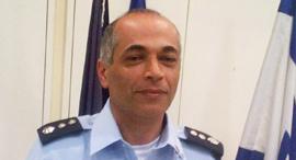 כורש ברנור ניצב משנה מפקד יאחה ה חדש, צילום: משטרת ישראל