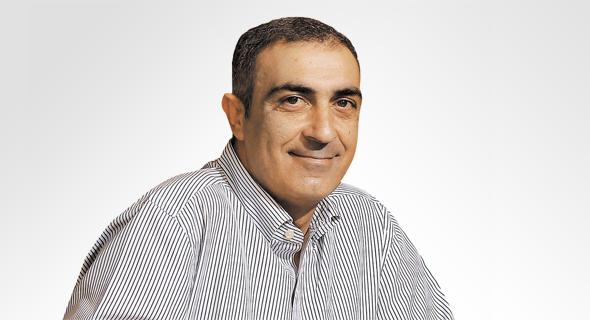"""מנכ""""ל שטראוס ישראל ציון בלס, צילום: יובל חן"""