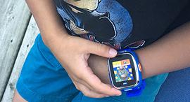 שעון חכם ילדים Vtech