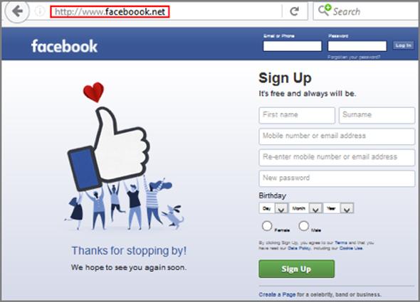פייסבוק? לא בדיוק