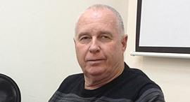 """ישראל גל מנכ""""ל אספרו אקוסטיגייד, צילום: רונית צור דקר"""