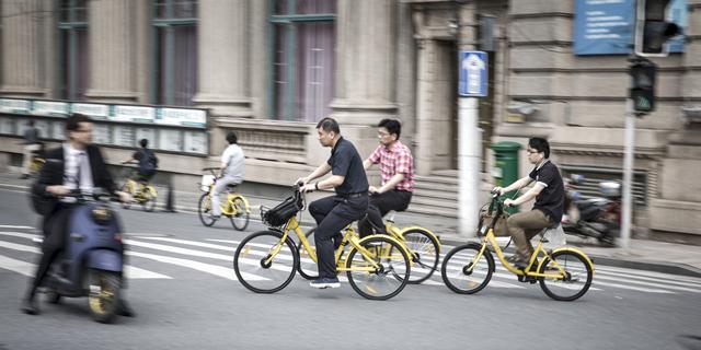 אופו בשנגחאי. עניין של זמן עד שיכבשו את העולם, צילום: בלומברג