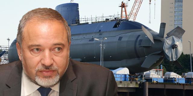שר הביטחון אביגדור ליברמן. לא בלי הצוללות, צילום: intercepts.defensenews, אוראל כהן