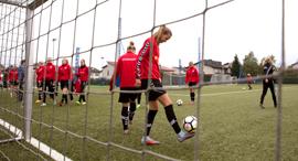 נבחרת הנשים של דנמרק. פינליסטית, צילום: אי פי איי