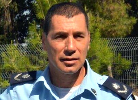 זוהר דביר, צילום: דוברות המשטרה